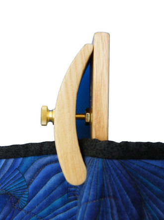 Wooden Quilt Hangers By The Hang Ups Company